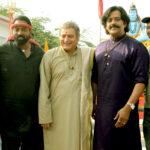 Ganesh Acharya, Ravi Kishan ,Remo D'souza , Manoj Joshi & others shoots Climax scene of film Dehati Disco