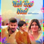 Handsome hunk Pankaj Arya is all set for Holi Tere Naal, sung by Dr Prashant which marks introduction of Kanha Mehta