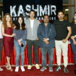 Shooting of mega web series 'Kashmir- Enigma of Paradise' starts in Srinagar
